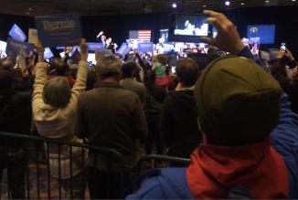 Nevada Bernie Sanders Rally